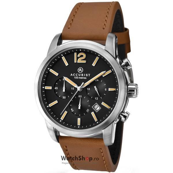 Fiecare model de ceas are o singura poza pe site. De ajuns pentru un barbat. Sursa foto.