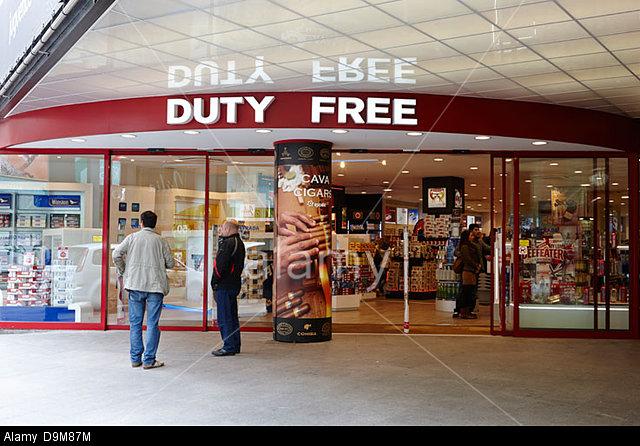 D9M87M duty free store in andorra la vella andorra