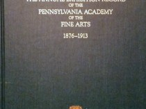The Pennsylvania Academy of the Fine Arts Exhibition Record