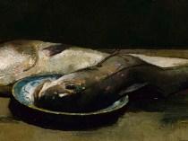 Emil Carlsen : Haddock, 1886.