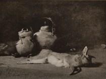 Emil Carlsen Still Life with Rabbit, 1897