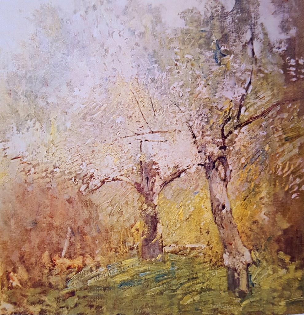 Emil Carlsen Cherry Blossoms, ca.1914