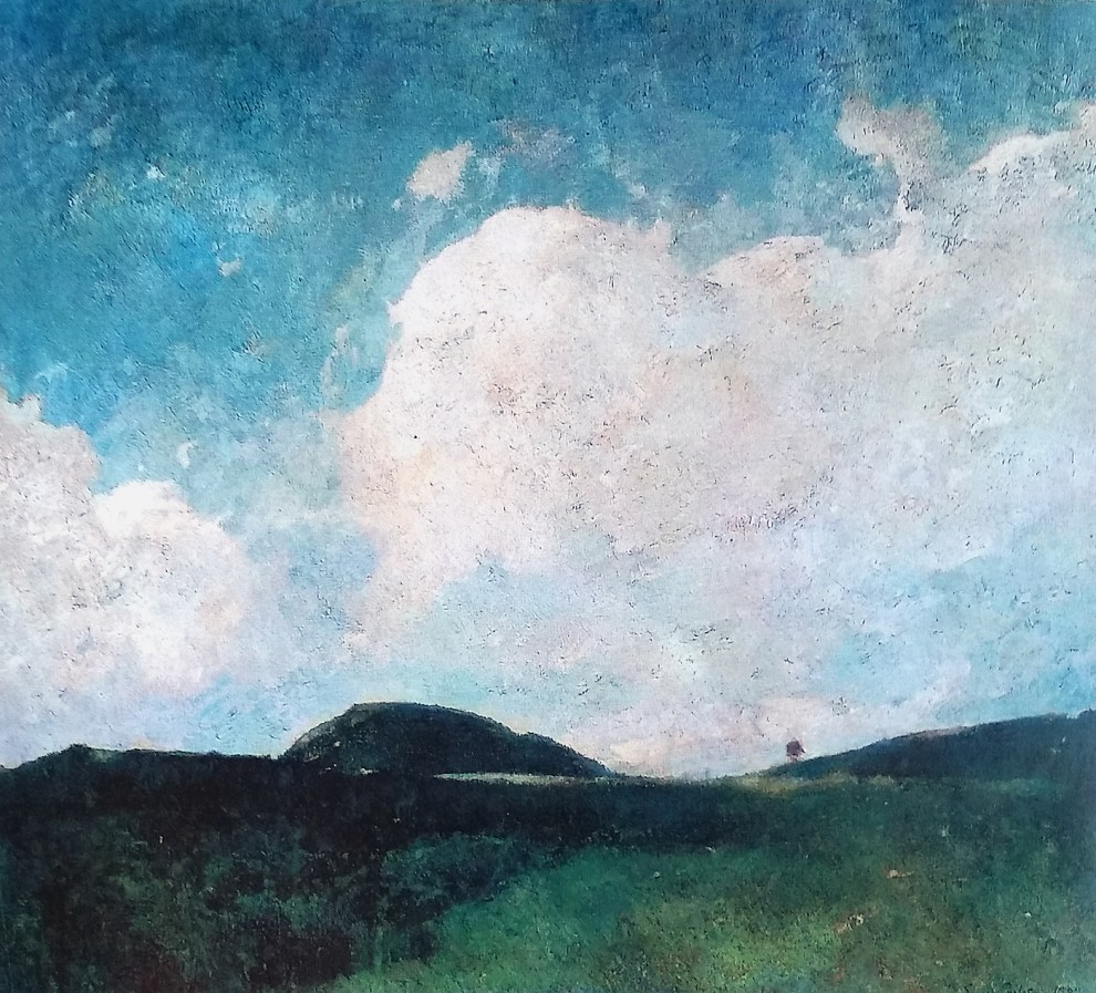 Emil Carlsen Gallows Mountain, 1905