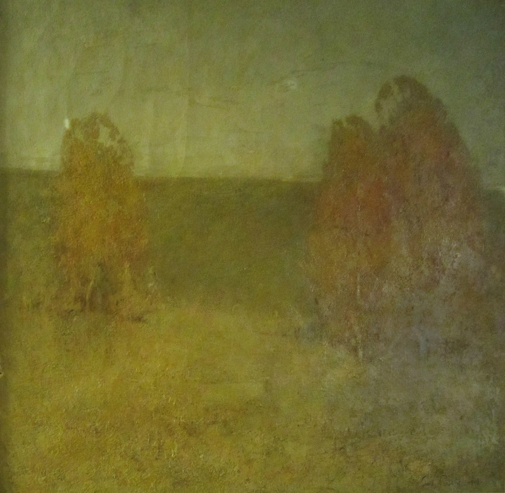 Emil Carlsen Golden autumn, 1908