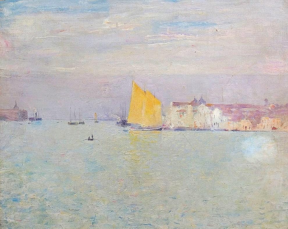 Emil Carlsen Venice, 1908