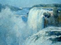 Emil Carlsen Niagara, ca.1912