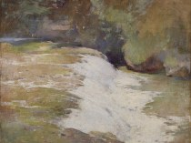 The Cataract (also known as The Cascade), c.1912