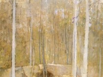 Emil Carlsen Autumn Forest, c.1919