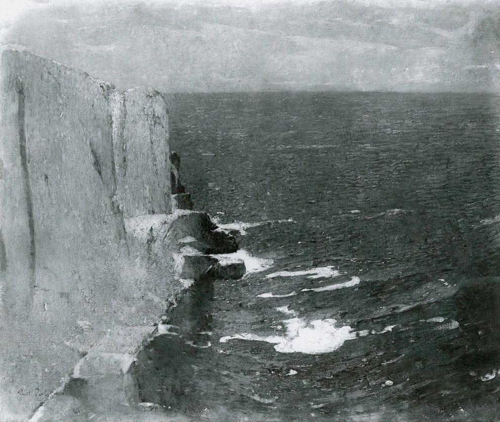 Emil Carlsen Summer Seas, c.1920