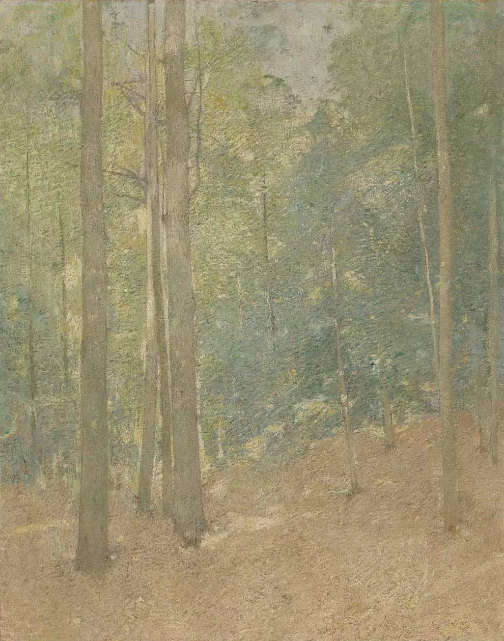 Emil Carlsen : Morning sunlight, ca.1905.