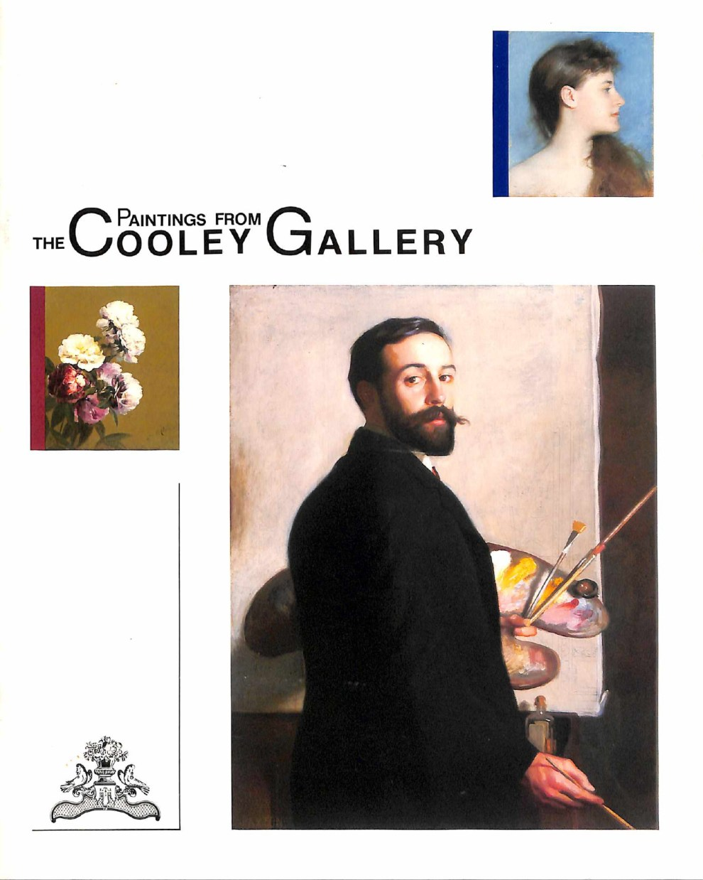 """1986 The Old State House, Hartford, CT, """"American Paintings, 1850-1980: Paintings From The Cooley Gallery"""", September 23 – November 9"""