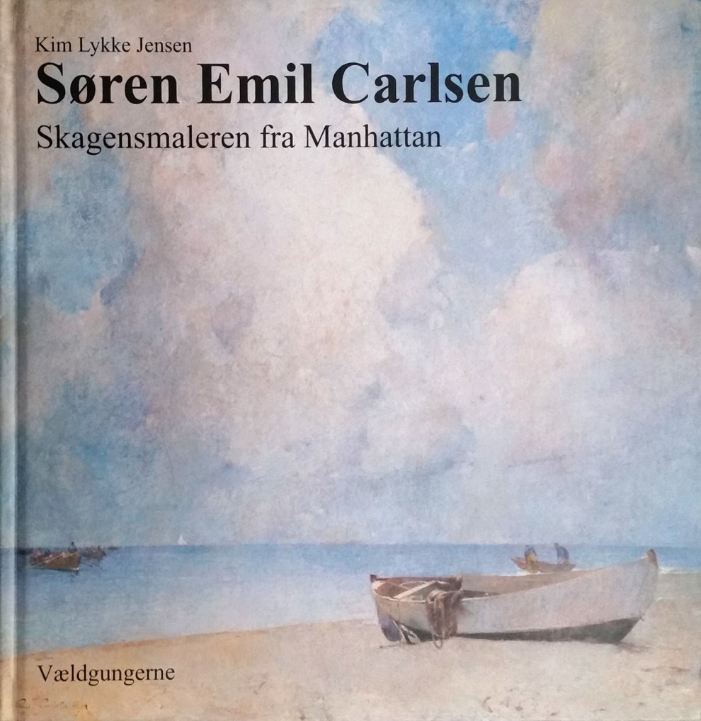 """Soren Emil Carlsen: The Hammershoi of Manhattan"" by Kim Lykke Jensen, Narayana Press, Gylling, Denmark, 2008"