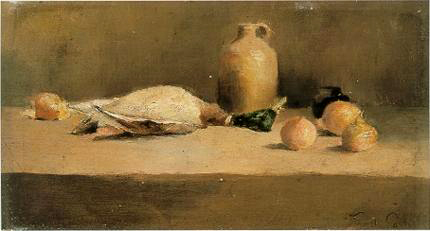 Emil Carlsen The Cook's Table (study), c.1892