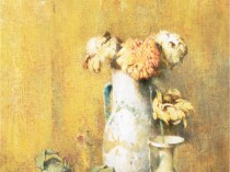 Emil Carlsen : Rhages jar, ca.1923.
