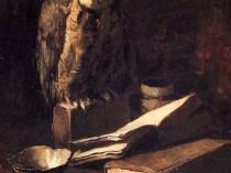 Emil Carlsen : A student, 1883.