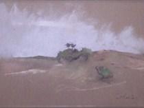 Emil Carlsen Connecticut Landscape, c.1907