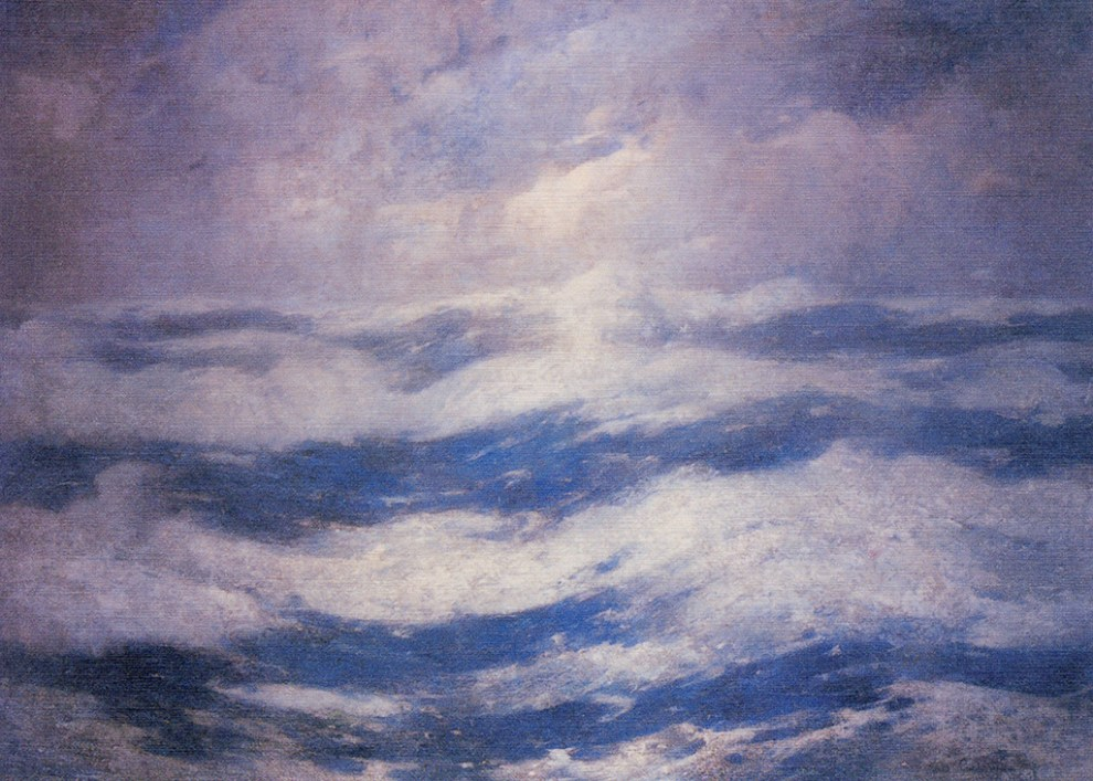 Emil Carlsen The Sky and the Ocean, 1913