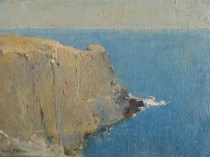 Emil Carlsen Cape Cod (also called Rocky Coast), c.1909