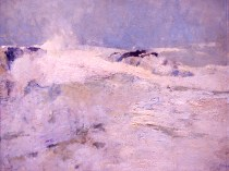 Emil Carlsen Flying Surf, c.1923