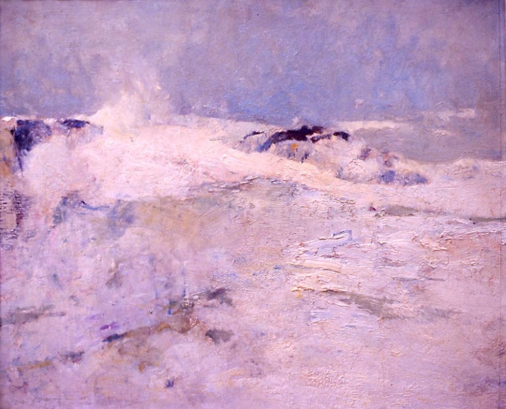 Emil Carlsen Flying Surf, c.1923