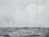 Emil Carlsen Open Sea, c.1909