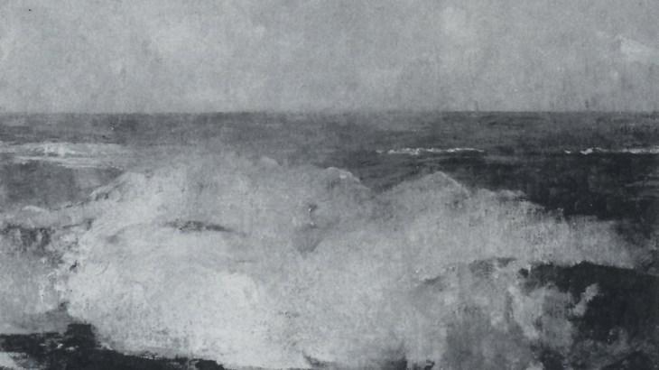 Emil Carlsen Surf Breaking, c.1908