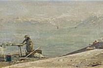 Emil Carlsen : Harvest, 1876.