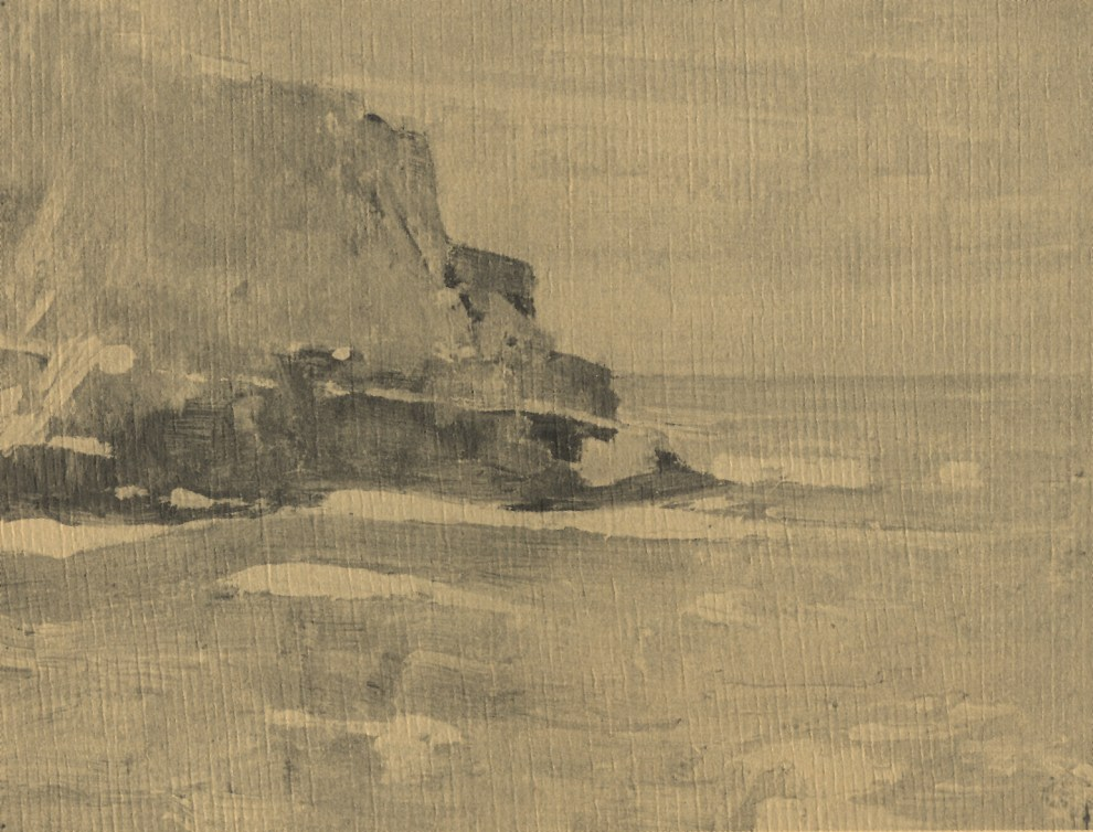 Emil Carlsen Lands End, c.1914