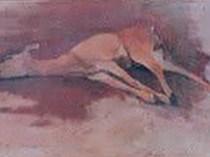 Emil Carlsen Fallen Doe, c.1900