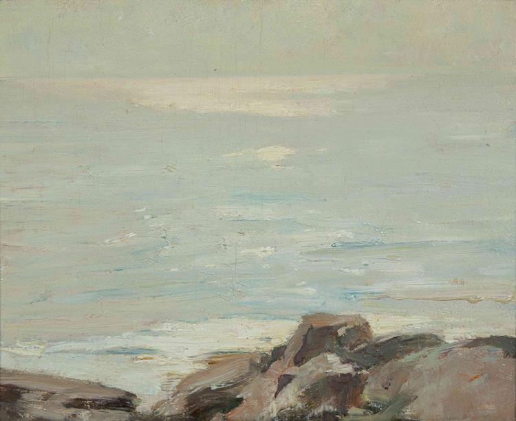 Emil Carlsen Morning Sunlight, c.1920