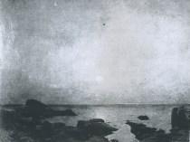 Emil Carlsen Moonlight Landscape, 1890