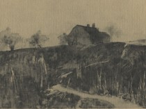 Emil Carlsen Country House, c.1897