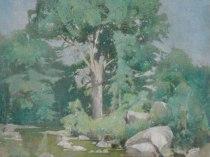 Emil Carlsen Brook Elm, c.1910