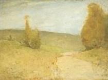 Emil Carlsen Landscape, c.1905