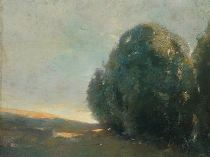Emil Carlsen Sunset, 1910