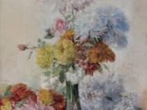 Emil Carlsen Vase of Flowers, 1885