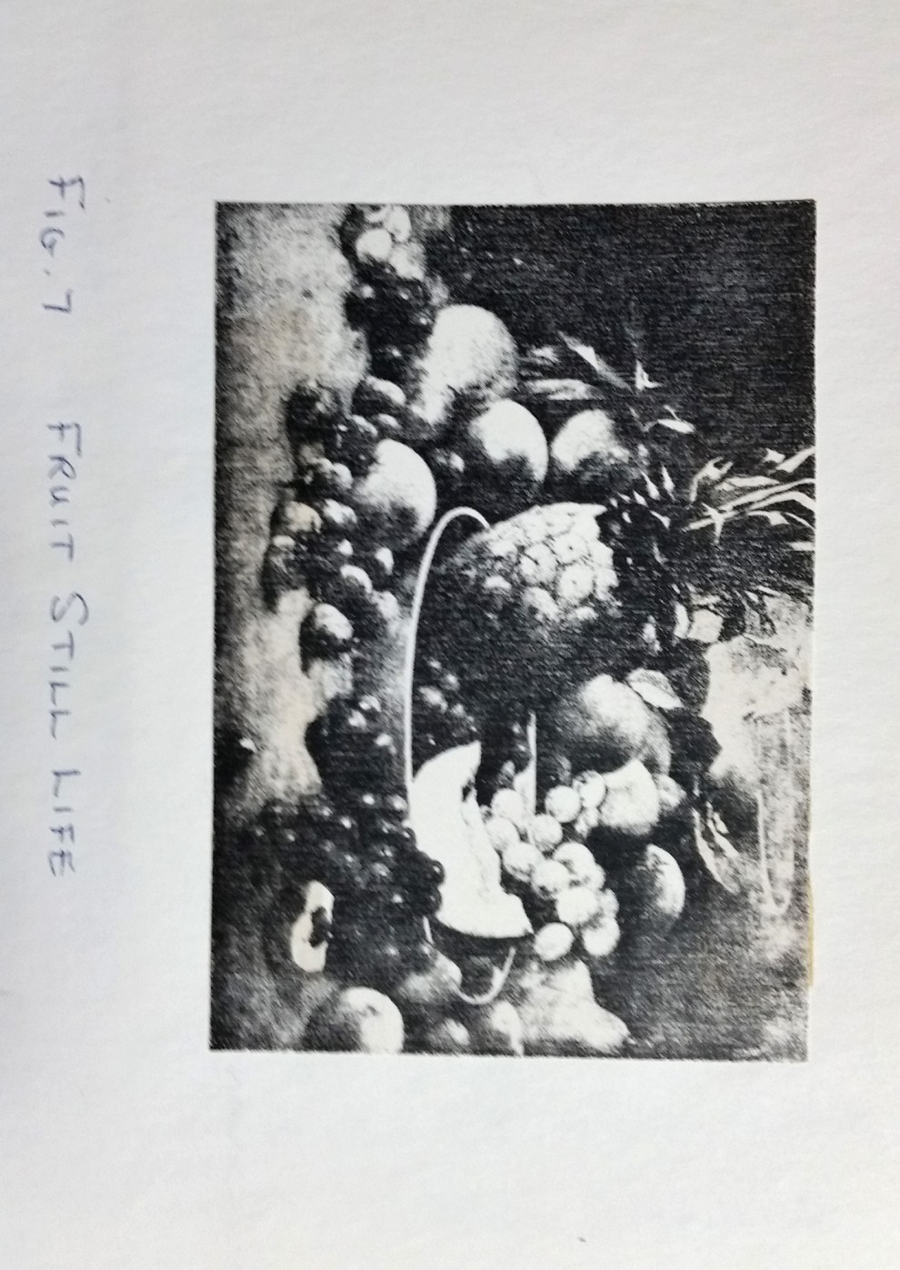 """The Still Life Painting of Emil Carlsen"" by Kate Walsh, Spring, 1986"
