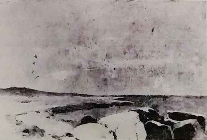 Emil Carlsen Ocean Rocks, c.1912