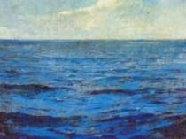 Emil Carlsen White Water, c.1930