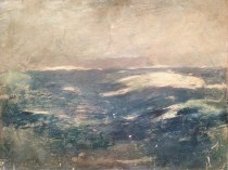 Emil Carlsen Rough Sea Study, c.1913