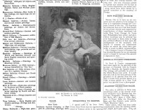 "New York Times, New York, NY, ""In the Art Galleries: Paintings by Carlsen and Sculpture by Miss Hill"", March 6, 1908"
