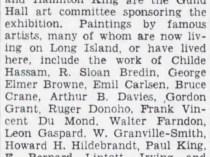 "The Brooklyn Daily Eagle, Brooklyn, NY, ""Long Island Society"", August 9, 1936, Page 16"