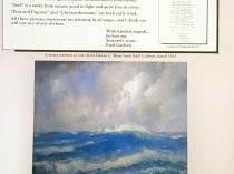 """Emil Carlsen Ad for Vose Galleries of Boston"", Art + Auction, June, 1985, illustrated: color"