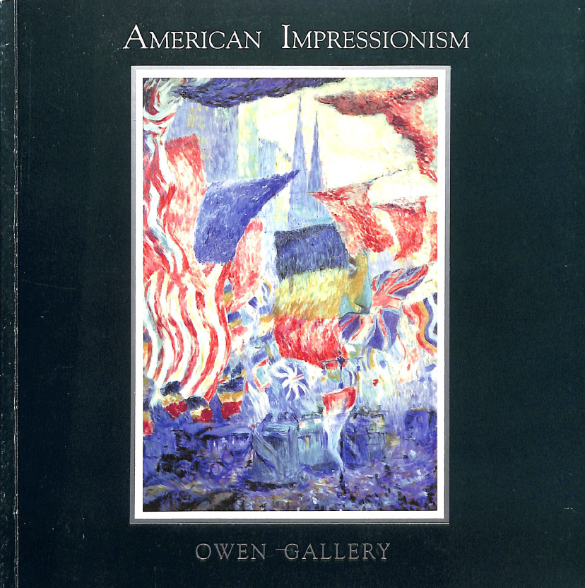 "1994 Owen Gallery, New York, NY, ""American Impressionism"", November 1 – December 17"