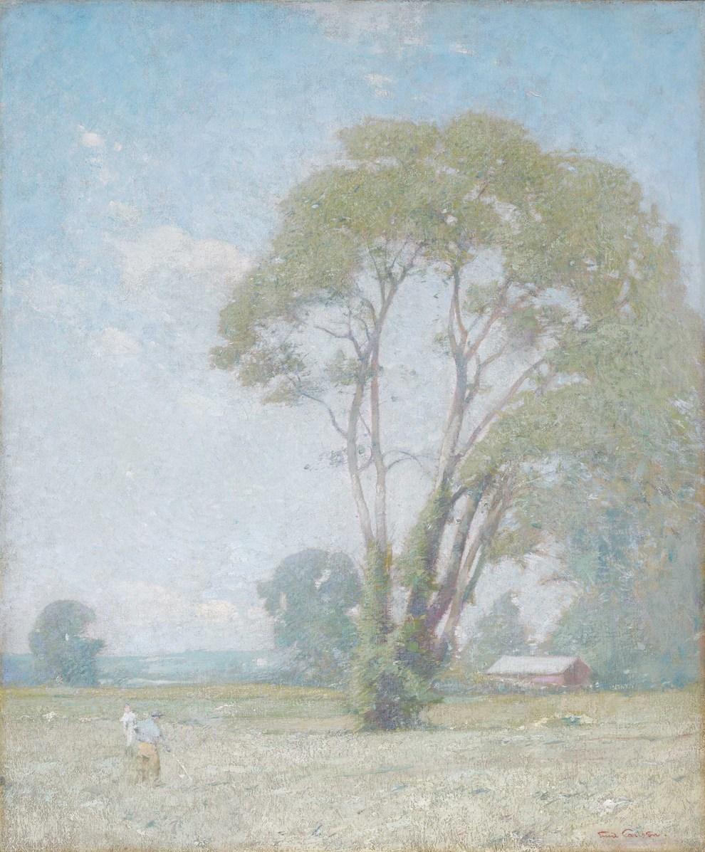 Emil Carlsen : Summer Windham, Connecticut, ca.1904.