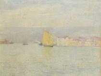 Emil Carlsen : Venice, 1908.