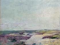 Emil Carlsen : Surf, ca.1923.
