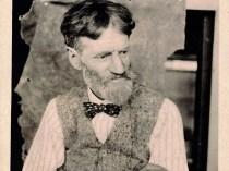Emil Carlsen : Photograph of Emil Carlsen, ca.1905.