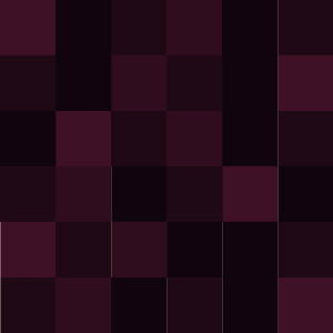 A gradient fading from burgundy red to black