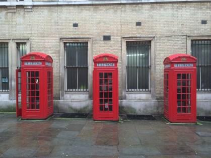 Photogenic phone boxes